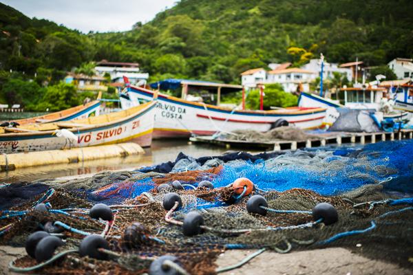 barra da lagoa boats