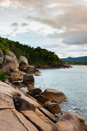 natural pools florianopolis brazil
