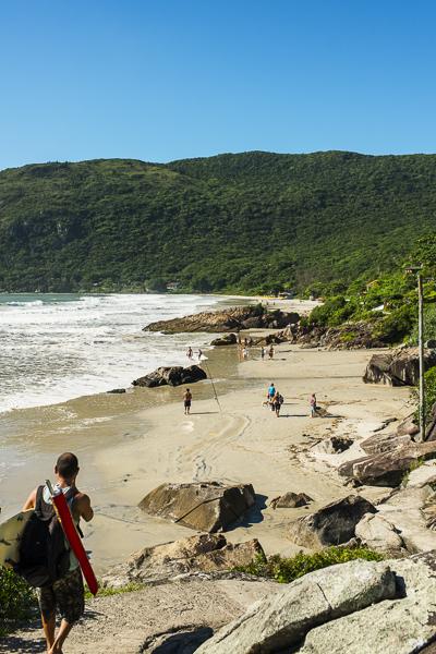 matadeiro beach brazil