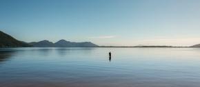 lone lake wanderer florianopolis