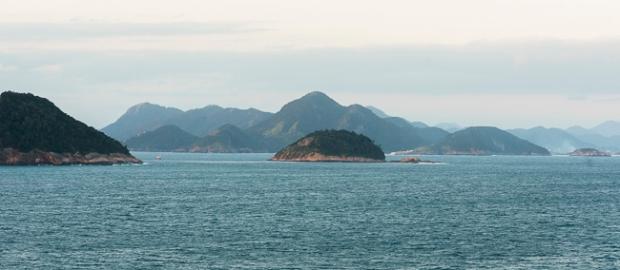 islands off the coast of rio de janeiro