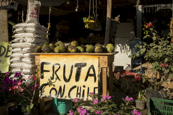 fruit stand mexico