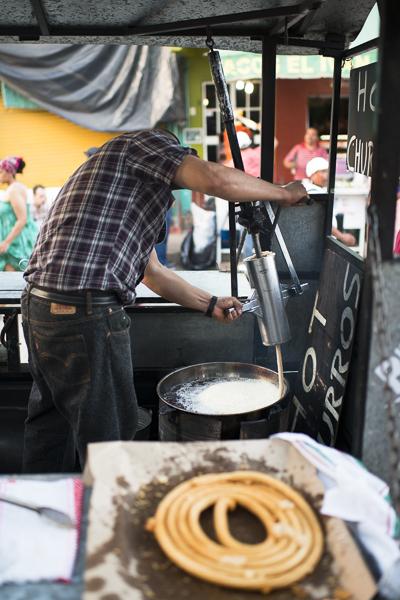 churro cart