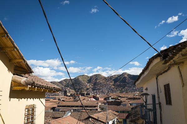 rooftops of cusco