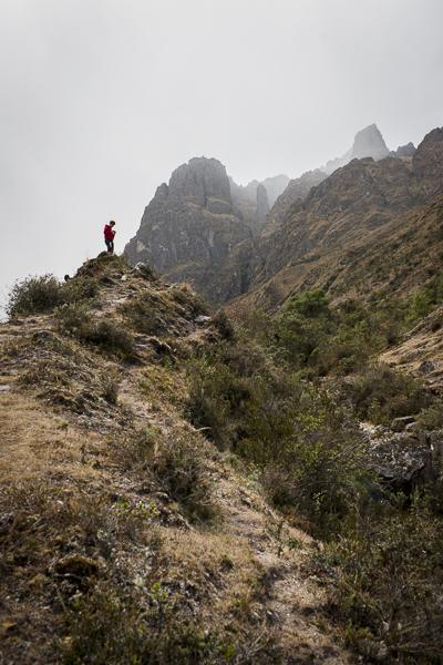 andean mountains peru