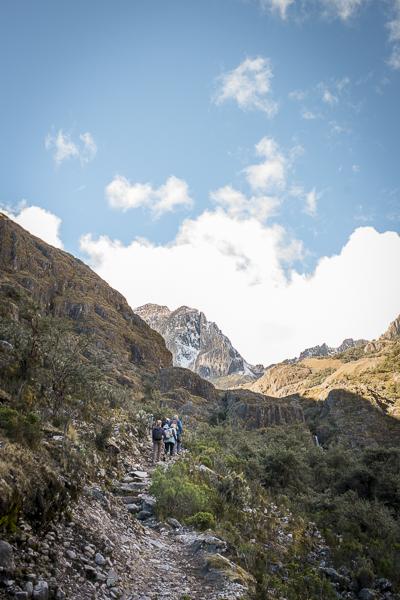 mountain landscape peru