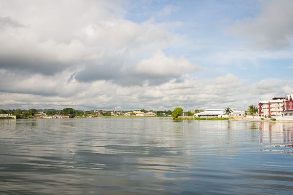 lake, central america